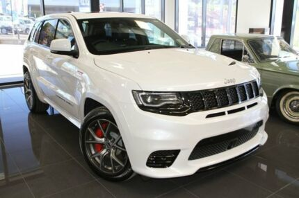 2017 Jeep Grand Cherokee WK MY17 SRT (4x4) Ivory 8 Speed Automatic Wagon