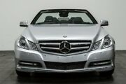 2012 Mercedes-Benz E250 A207 MY12 BlueEFFICIENCY 7G-Tronic + Elegance 7 Speed Sports Automatic Rozelle Leichhardt Area Preview