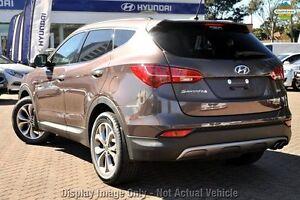 2015 Hyundai Santa Fe DM2 MY15 Highlander Mocha 6 Speed Sports Automatic Wagon Wangara Wanneroo Area Preview