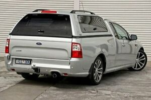 2015 Ford Falcon FG X XR6 Ute Super Cab Silver 6 Speed Sports Automatic Utility Seaford Frankston Area Preview