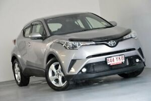 2018 Toyota C-HR NGX10R S-CVT 2WD Silver 7 Speed Constant Variable Wagon Indooroopilly Brisbane South West Preview