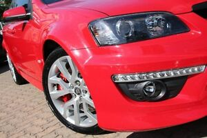 2012 Holden Special Vehicles Clubsport E3 MY12 R8 Red 6 Speed Manual Sedan Zetland Inner Sydney Preview