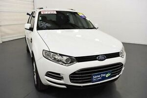 2014 Ford Territory SZ TX (RWD) White 6 Speed Automatic Wagon Moorabbin Kingston Area Preview