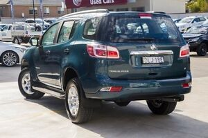 2016 Holden Colorado 7 RG MY16 LT Blue 6 Speed Sports Automatic Wagon Thornleigh Hornsby Area Preview