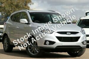 2014 Hyundai ix35 LM Series II SE (FWD) Silver 6 Speed Automatic Wagon Fyshwick South Canberra Preview