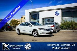 2015 Volkswagen CC Sportline w/ Leather/Sunroof