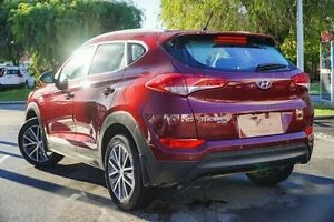 2015 Hyundai Tucson TL Active X (FWD) Ruby Wine 6 Speed Automatic Wagon Glendalough Stirling Area Preview