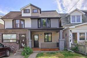 Absolutely Stunning Semi-Detached Storey At Amroth Ave