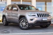 2014 Jeep Grand Cherokee WK MY2014 Laredo Silver 8 Speed Sports Automatic Wagon Mindarie Wanneroo Area Preview