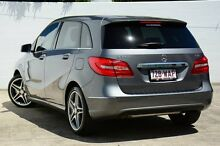 2014 Mercedes-Benz B200 CDI W246 DCT Grey 7 Speed Sports Automatic Dual Clutch Hatchback Currimundi Caloundra Area Preview