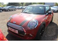 Mini Cooper 1.5D 3dr Chili Pack