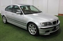 2004 BMW 325I E46 MY2004 Sport Steptronic Silver 5 Speed Sports Automatic Sedan Moonah Glenorchy Area Preview