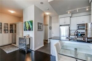 Stunning Rarely Available 2 Bed Plus Den Condo