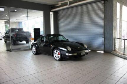 1994 Porsche 911 Carrera Black 4 Speed Tiptronic Coupe Thornleigh Hornsby Area Preview
