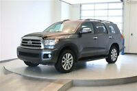 2014 Toyota Sequoia Limited *PST PAID-Sunroof-DVD Player*