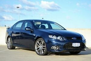 2013 Ford Falcon FG MkII XR6 Turbo Blue 6 Speed Sports Automatic Sedan Midland Swan Area Preview