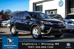 2015 Toyota RAV4 AWD w/ Backup Camera