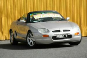 1999 MG F Silver 5 Speed Manual Roadster Cheltenham Kingston Area Preview