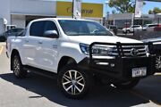 2018 Toyota Hilux GUN126R SR5 Double Cab White 6 Speed Sports Automatic Utility Claremont Nedlands Area Preview