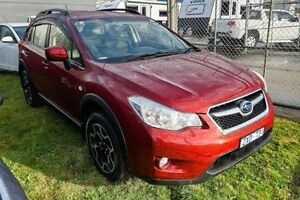 2013 Subaru XV G4X MY13 2.0i Lineartronic AWD Red 6 Speed Constant Variable Wagon Lake Wendouree Ballarat City Preview