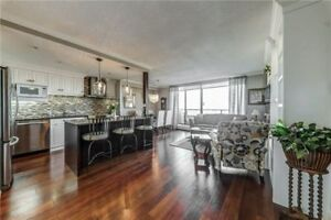 Fully Reno'd 2Bed 2Bath Condo In Meadowvale