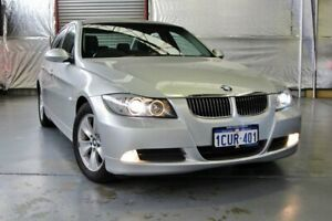 2008 BMW 323i E90 MY08 Steptronic 6 Speed Sports Automatic Sedan Myaree Melville Area Preview