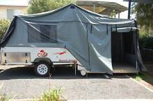 Hard Floor 2011 Supamatic Cub Camper Trailer Gatton Lockyer Valley Preview