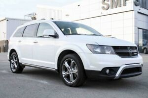 2016 Dodge Journey Crossroad AWD -PST Paid, Leather, Sunroof, Na