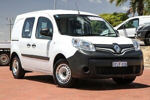 2014 Renault Kangoo X61 Phase II White 4 Speed Automatic Van Spearwood Cockburn Area Preview