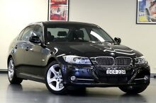 2010 BMW 323I E90 MY11 Lifestyle Steptronic Black 6 Speed Sports Automatic Sedan North Willoughby Willoughby Area Preview