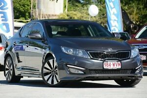 2013 Kia Optima TF MY13 Platinum Grey 6 Speed Sports Automatic Sedan Moorooka Brisbane South West Preview