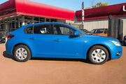 2012 Holden Cruze JH Series II MY13 CD Blue 6 Speed Sports Automatic Hatchback Fremantle Fremantle Area Preview