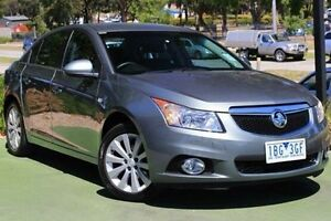 2014 Holden Cruze JH Series II MY14 CDX Grey 6 Speed Sports Automatic Sedan Berwick Casey Area Preview