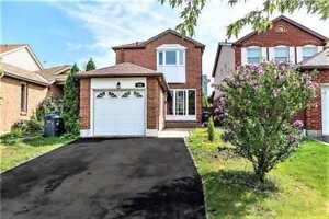 **Central Core Of Mississauga**Detached 3 Bed 3 Bath Home**