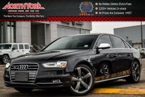 2015 Audi S4 Technik+ Quattro|Nav|Sunroof|Heat Seats|BlindSpot|