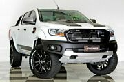 2018 Ford Ranger PX MkII MY18 XLS 3.2 (4x4) (5 YR) White 6 Speed Automatic Dual Cab Utility Burleigh Heads Gold Coast South Preview