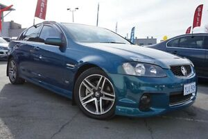 2013 Holden Commodore VE II MY12.5 SS Z Series Green 6 Speed Sports Automatic Sedan Pearce Woden Valley Preview