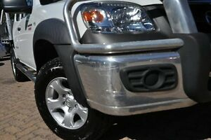 2011 Mazda BT-50 09 Upgrade Boss B3000 DX White 5 Speed Manual Dual Cab Pick-up Zetland Inner Sydney Preview