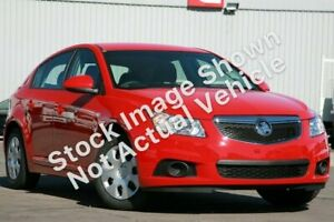 2013 Holden Cruze JH Series II MY13 CD Red 5 Speed Manual Hatchback Rockingham Rockingham Area Preview