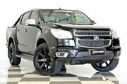 2014 Holden Colorado RG MY14 LTZ (4x4) Black 6 Speed Automatic Crew Cab Pickup Burleigh Heads Gold Coast South Preview