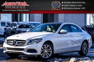 2015 Mercedes-Benz C-Class C 300 4Matic|Pano_Sunroof|Heat Frnt.S