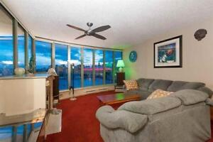 Extra large 2beds 2 bath condo unit with Unobstructed views