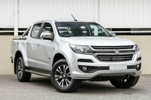 2018 Holden Colorado LTZ PICKUP SPACE CAB RG MY18 Silver Sports Automatic Utility Cannington Canning Area Preview