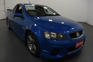 2012 Holden Commodore VE II MY12 SV6 Blue 6 Speed Automatic Utility Moorabbin Kingston Area Preview