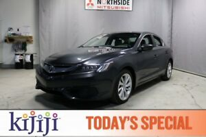 2016 Acura ILX PREMIUM Leather,  Sunroof,  Back-up Cam,  Bluetoo