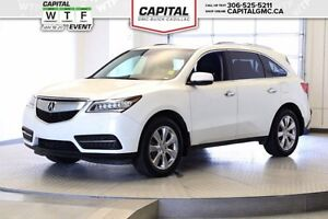 2015 Acura MDX Elite Pkg AWD*Remote Start - Back Up Camera - Nav