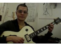 Guitar Lessons Giffnock / Glasgow Southside