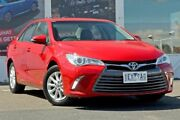 2015 Toyota Camry ASV50R Altise Red 6 Speed Sports Automatic Sedan Strathmore Heights Moonee Valley Preview