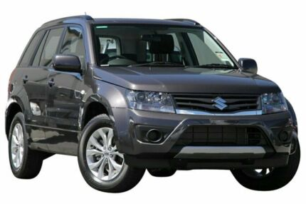 2014 Suzuki Grand Vitara JT MY13 Urban Navigator 4 Speed Automatic Wagon Australia Australia Preview