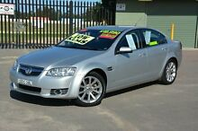 2011 Holden Commodore VE II MY12 Equipe Silver 6 Speed Sports Automatic Sedan New Lambton Newcastle Area Preview